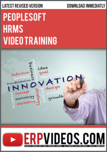 PeopleSoft-HRMS-Video-Training