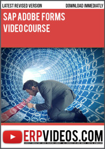 SAP-Adobe-Forms-Video-Course
