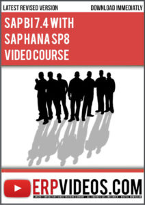 SAP-BI-7.4-with-SAP-HANA-SP8-Video-Course