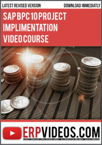 SAP-BPC-10-Project-Implimentation-Video-Course