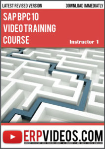 SAP-BPC-10-Video-Training-Course-Instructor-1