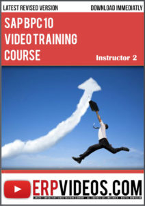 SAP-BPC-10-Video-Training-Course-Instructor-2