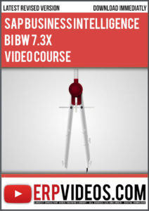 SAP-Business-Intelligence-BI-BW-7.3x-Video-Course