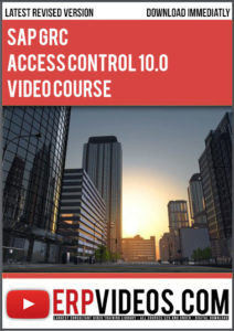 SAP-GRC-Access-Control-10.0-Video-Course