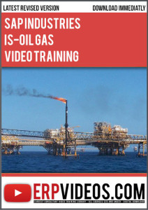 SAP-Industries-IS-Oil-Gas-Video-Training