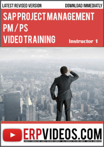 SAP-Project-Systems-Video-Training