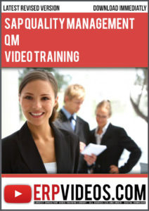 SAP-Quality-Management-QM---Video-Training