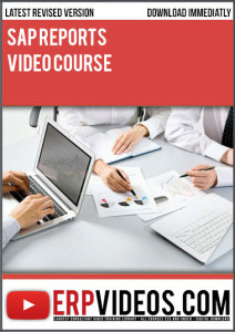 SAP-Reports-Video-Course