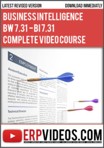 SAP-Business-Intelligence-BI-BW-7.31-40-Course