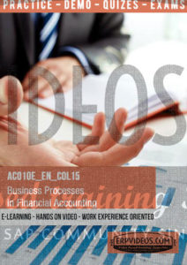 AC010E - Business Processes in Financial Accounting